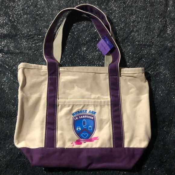Bags Nurse Tote Bag Poshmark